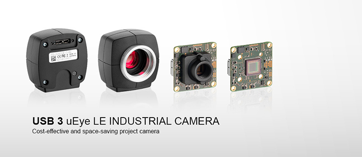 ---IDS industrial camera USB 3 uEye LE, high resolution, CMOS sensor, incredibly fast, available housed and board-level