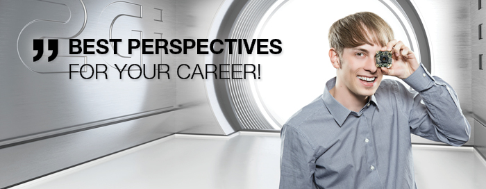 Vacancies IDS Imaging Development Systems - best perspectives for your career!